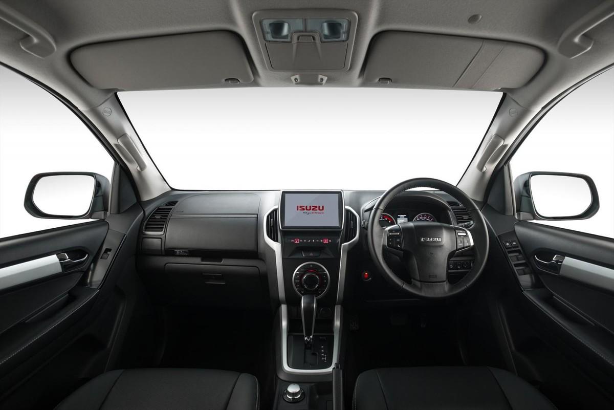 Isuzu D Max 3 0 Td Double Cab 4x4 Lx Auto 2019 Quick