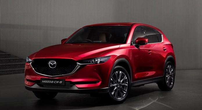 MazdaCX 5