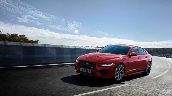 Jaguar XE Refreshed for 2019 - Cars co za