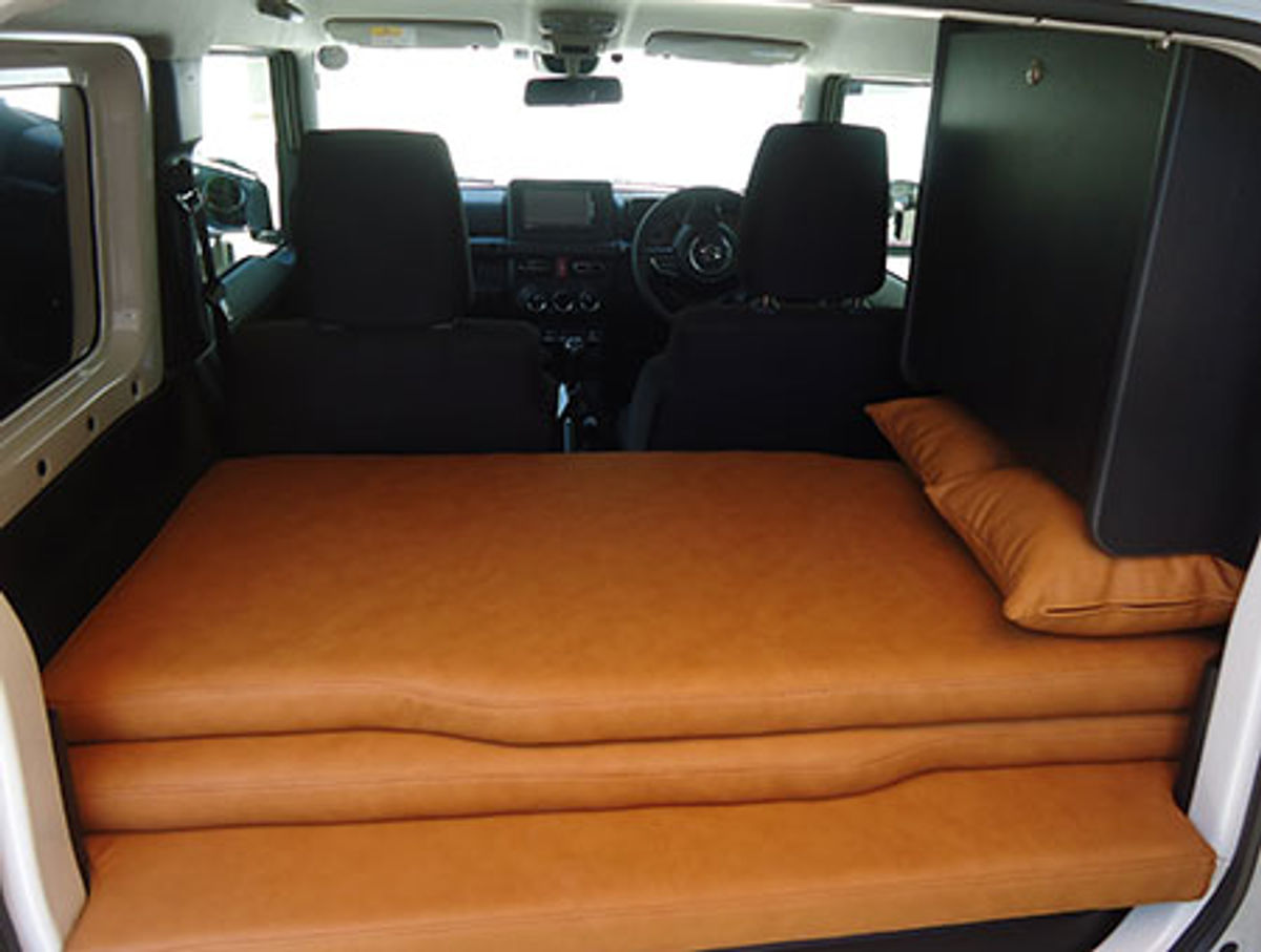 Sleeper kit for Suzuki Jimny - Cars co za