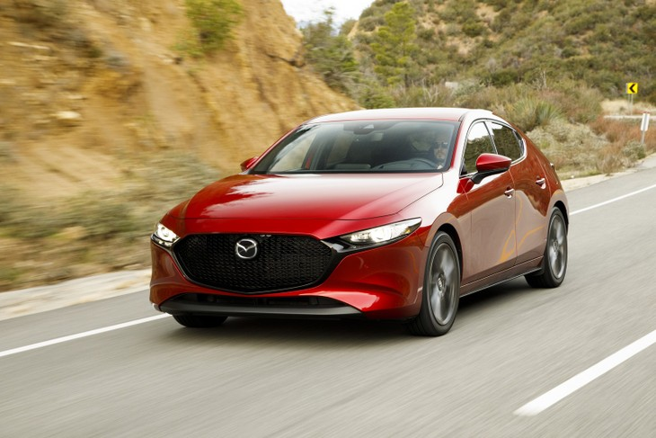 Mazda3 2019 International Launch Drive Cars Co Za