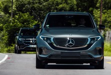 190226 Mercedes Benz EQC South Africa 0057