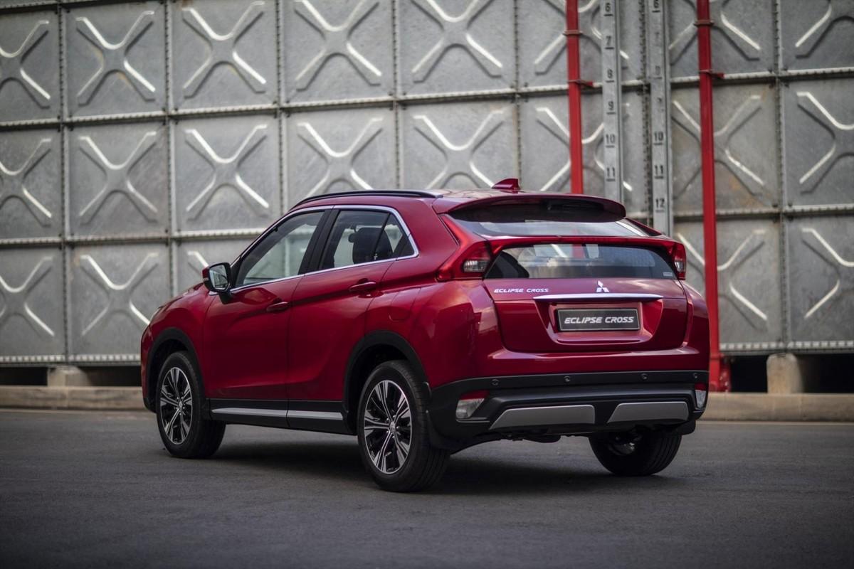 Mitsubishi Eclipse Cross (2019) Launch Review - Cars.co.za