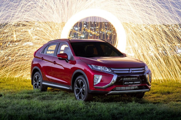 Mitsubishi Eclipse Cross (2019) Launch Review - Cars co za