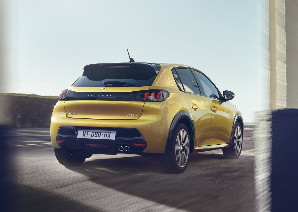 2020 Peugeot 208 Revealed Now With Electric Power Cars