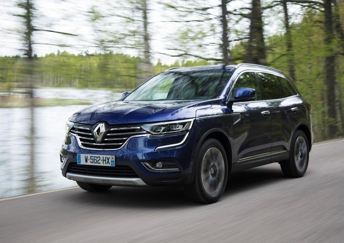 Renault Koleos (2019) Specs & Price