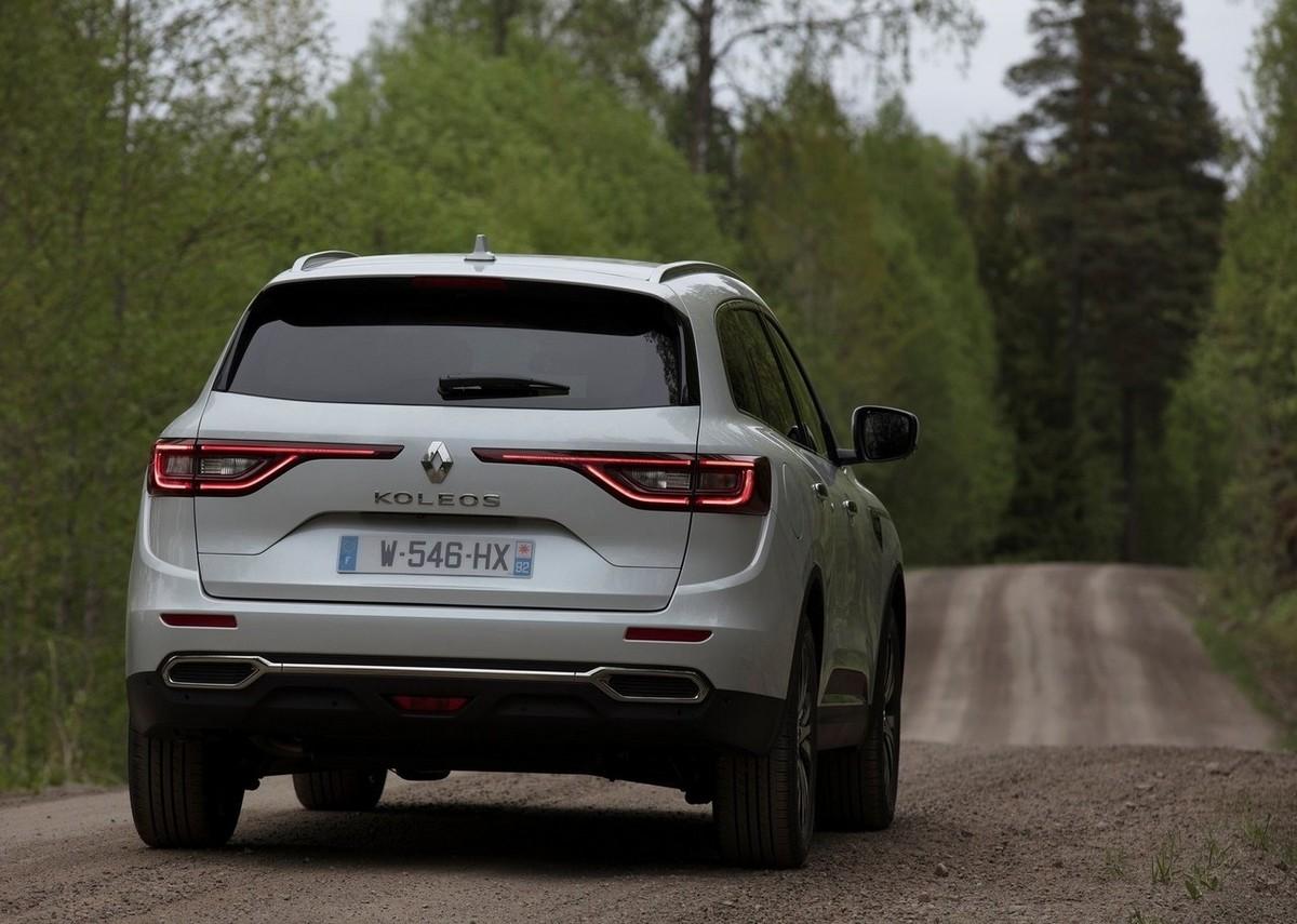 2019 Cars: Renault Koleos (2019) Specs & Price