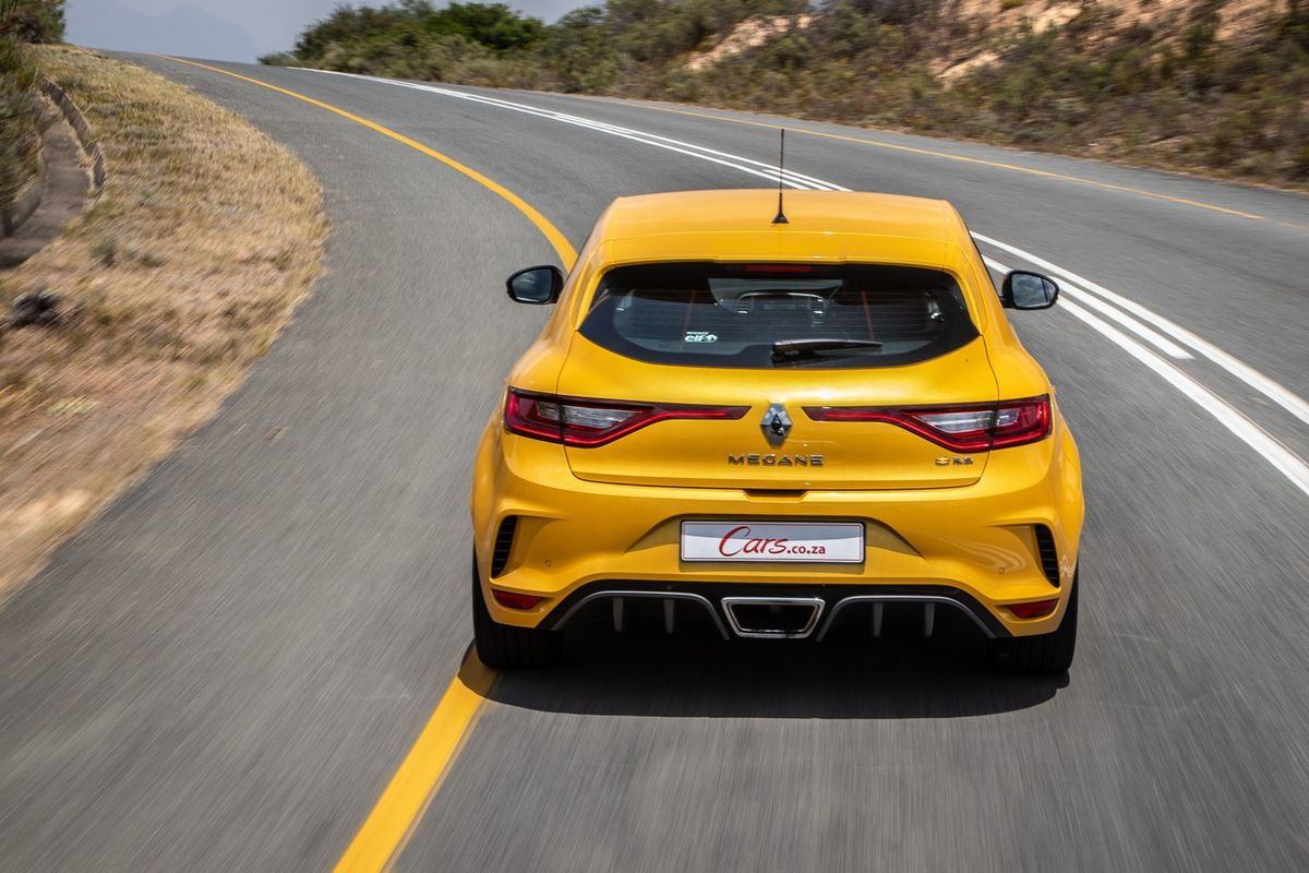 Renault Megane RS 280 Cup (2019) Review - Cars co za