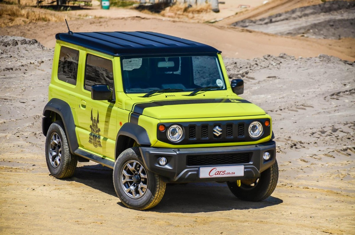 Suzuki Jimny 15 Glx 2019 Review Wvideo Carscoza