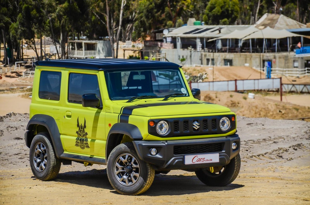 Suzuki Jimny 1 5 Glx 2019 Review W Video Cars Co Za