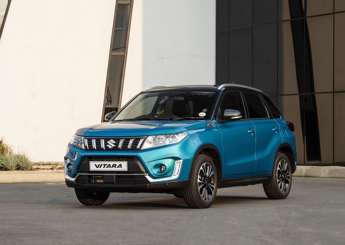Suzuki Vitara (2019) Specs & Price - Cars.co.za