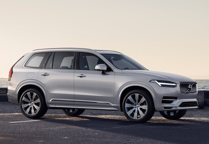 Facelifted Volvo Xc90 Revealed Cars Co Za