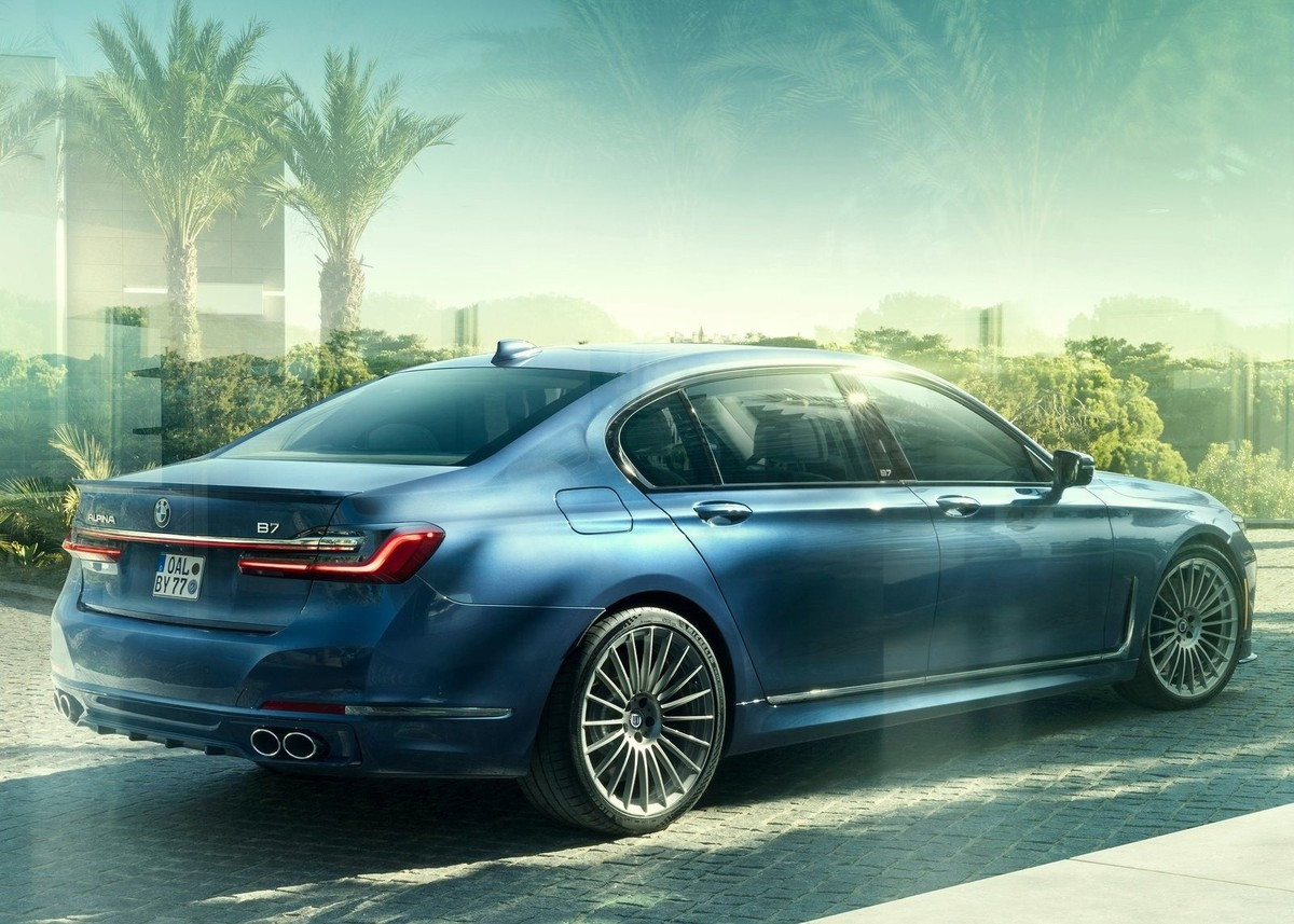 Bmw S Unofficial M7 Now Even Better Cars Co Za