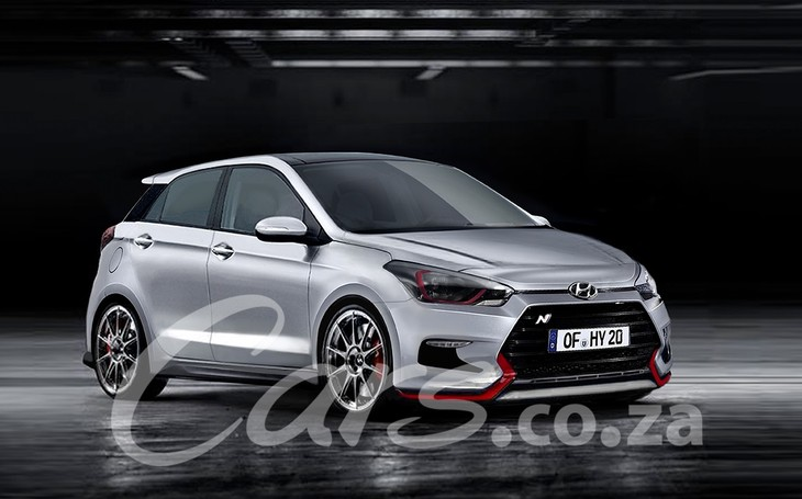 Hyundai Plans I20 N Will It Look Like This Cars Co Za