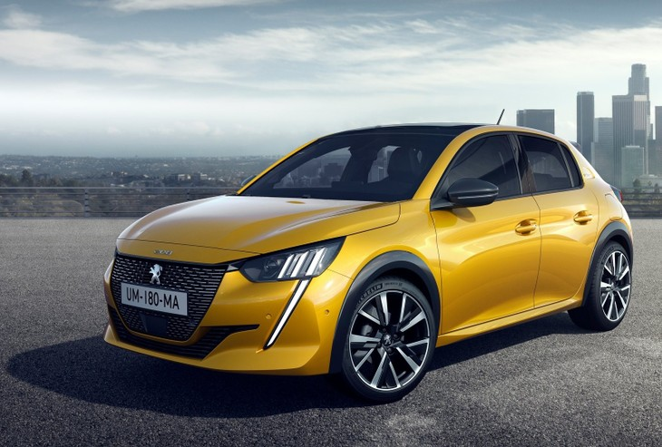 2020 Peugeot 208 Revealed Now With Electric Power Cars Co Za