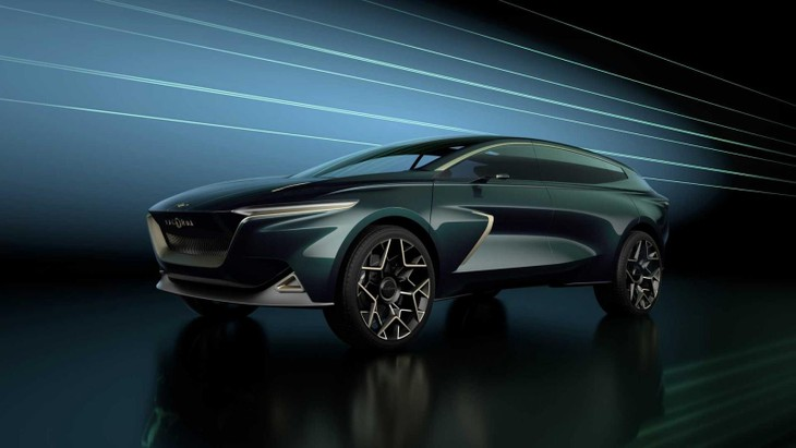 Lagonda All Terrain Concept1