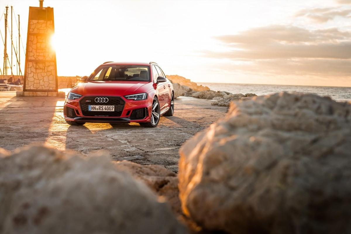 Audi RS4 Avant: Небольшой технический обзор