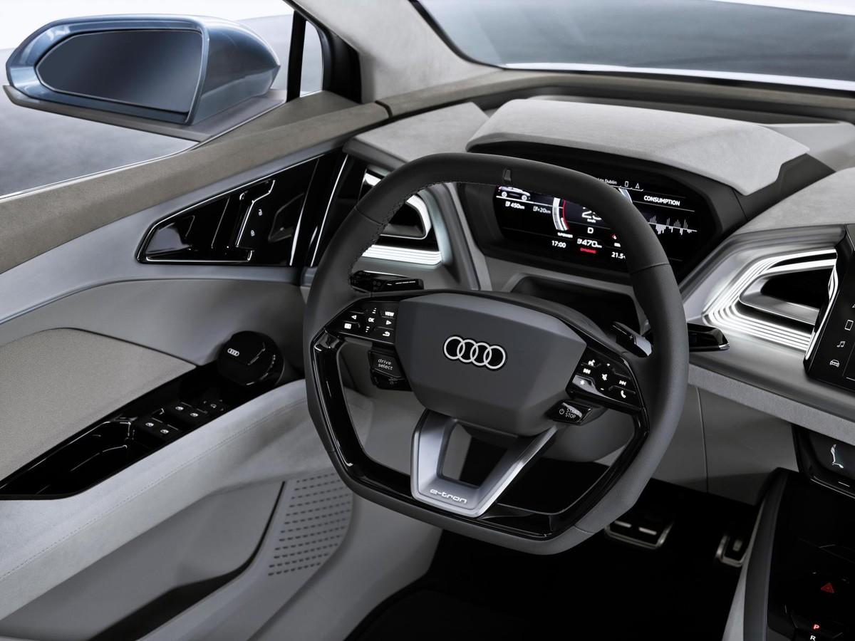 Audi Q4 Previews Electric SUV Future - Cars.co.za