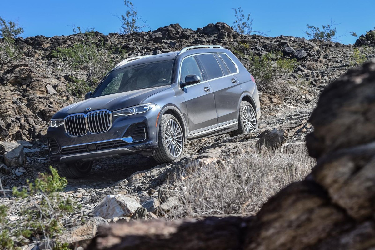 BMW X7 (2019) International Launch Review