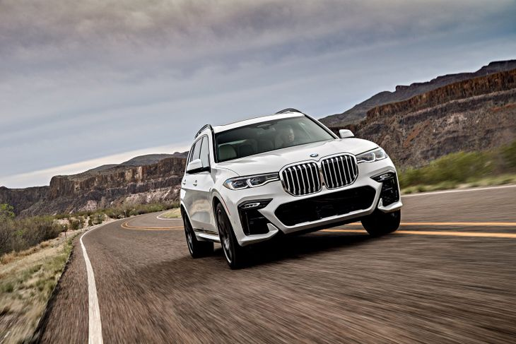 BMW X7 (2019) International Launch Review - Cars co za