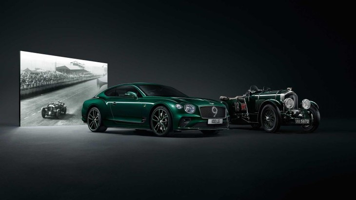 Bentley Continental Gt Number 9 Edition By Mulliner12