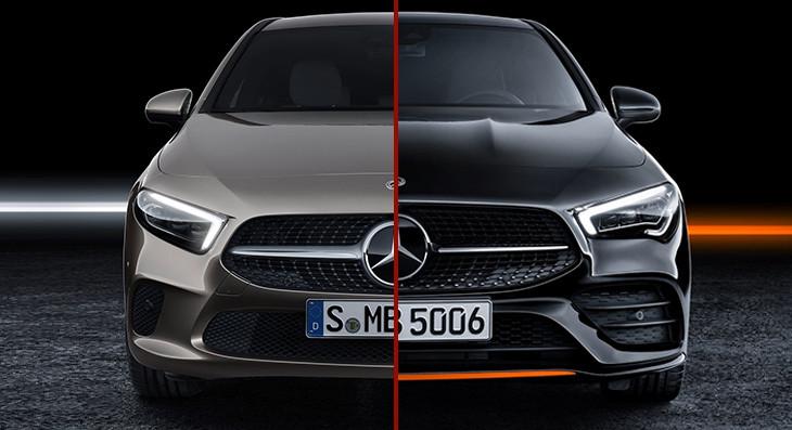 mercedes-benz a-class sedan vs mercedes-benz cla  what u0026 39 s the difference