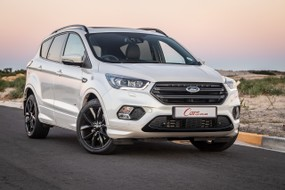 Ford Kuga 2.0T AWD ST Line (2019) Review [w/Video]