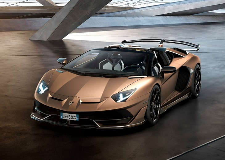Lamborghini Unleashes Aventador Svj Roadster Cars Co Za
