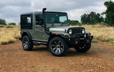 Mahindra Thar Adventure Series
