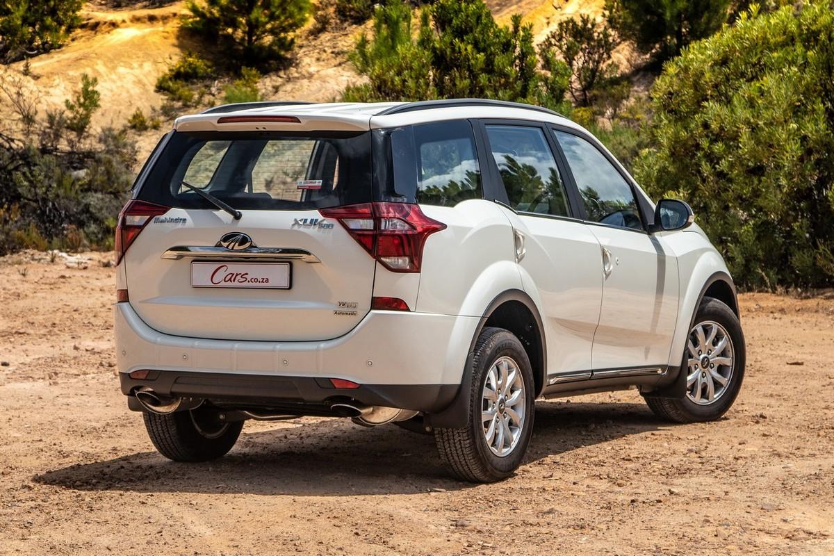 Mahindra Xuv500 2 2crde W10 Auto 2019 Review Cars Co Za