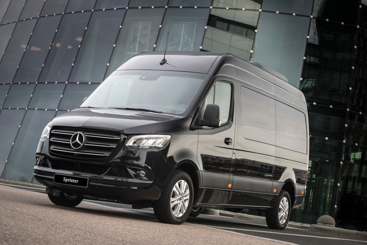 Mercedes Sprinter Van >> New Mercedes-Benz Sprinter in SA (2019) Specs & Price - Cars.co.za