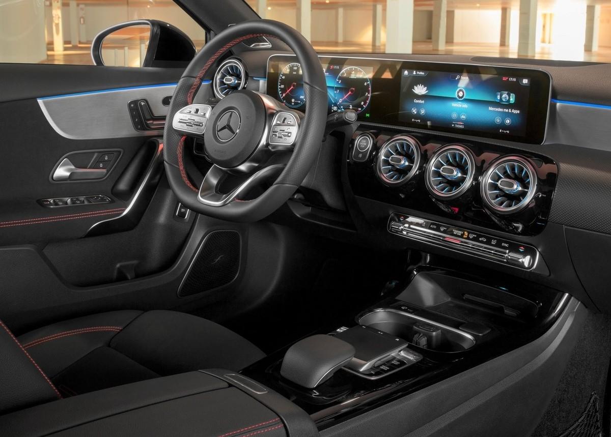 mercedes-benz a-class sedan  2019  prices announced
