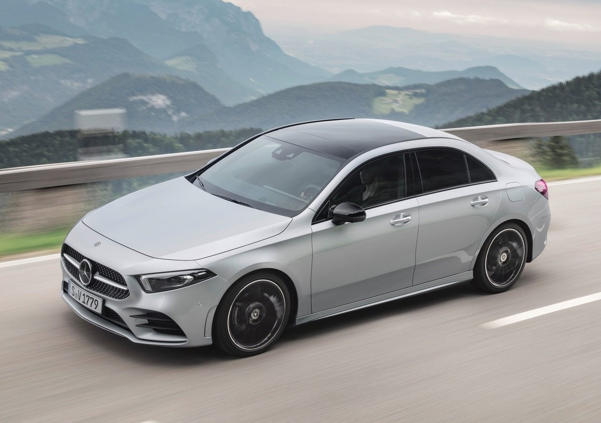 Mercedes-Benz A-Class Sedan (2019) Prices Announced - Cars ...