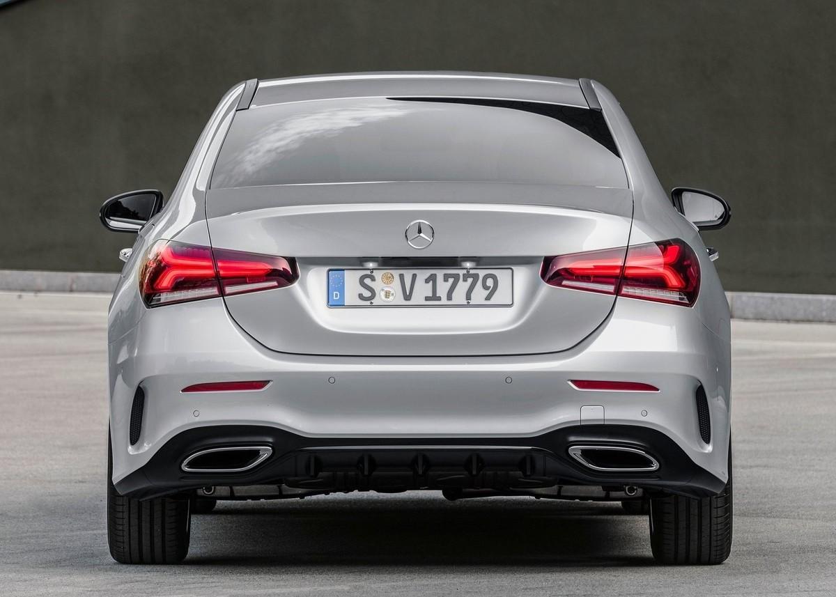 Mercedes-Benz A-Class Sedan (2019) Prices Announced - Cars co za