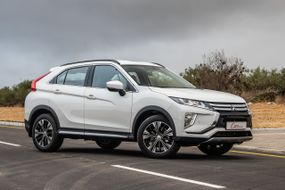 Mitsubishi Eclipse Cross 2.0 (2019) Review