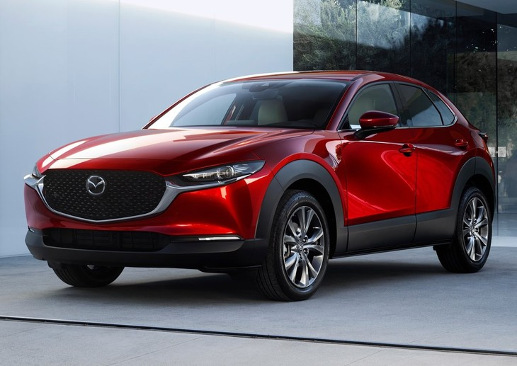 Mazda CX 301