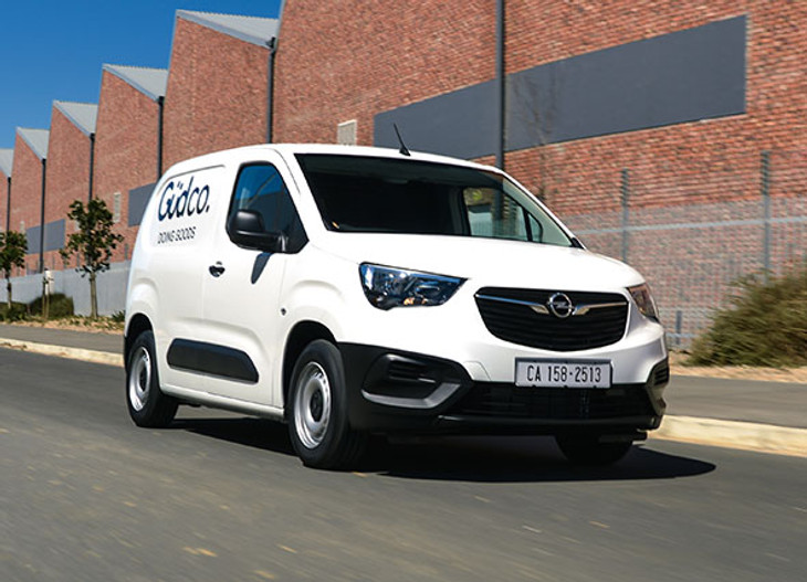 Nissan Cargo Van >> Opel Combo Cargo Now Available in SA [w/Video] - Cars.co.za