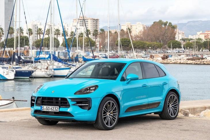 Porsche Macan 2019 Launch Review Cars Co Za