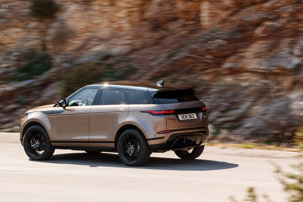 Range Rover Evoque 2019 International Launch Review