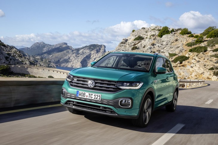 7 Rivals The Vw T Cross Has To Beat Cars Co Za
