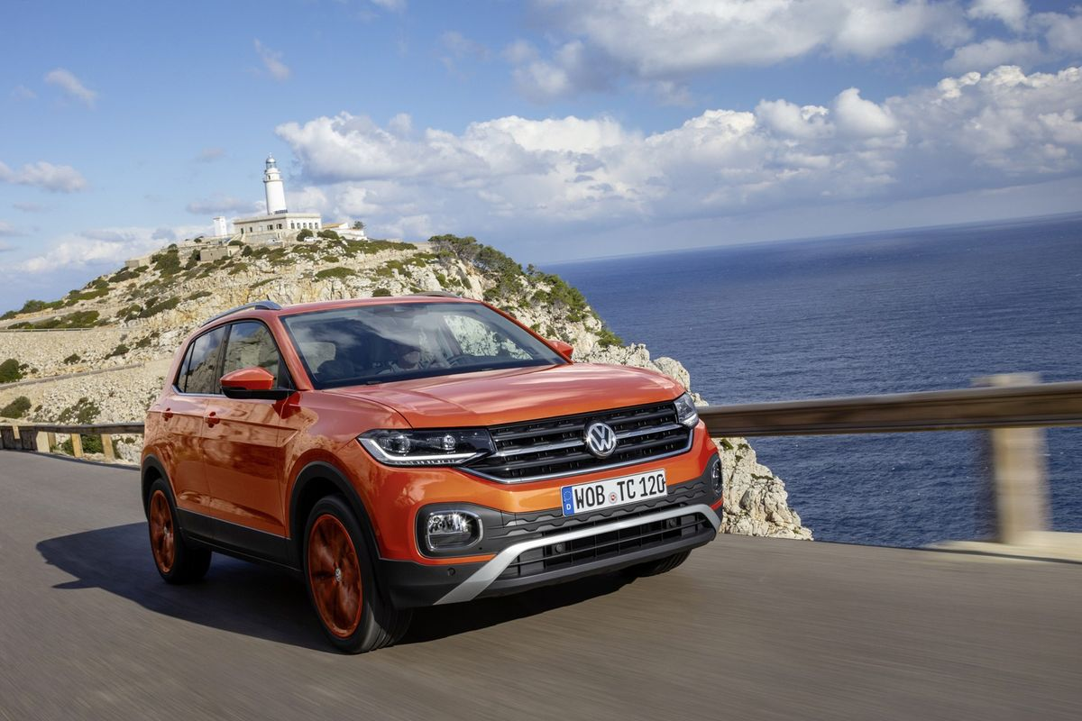Volkswagen T Cross 2019 Local Specs Amp Price Cars Co Za