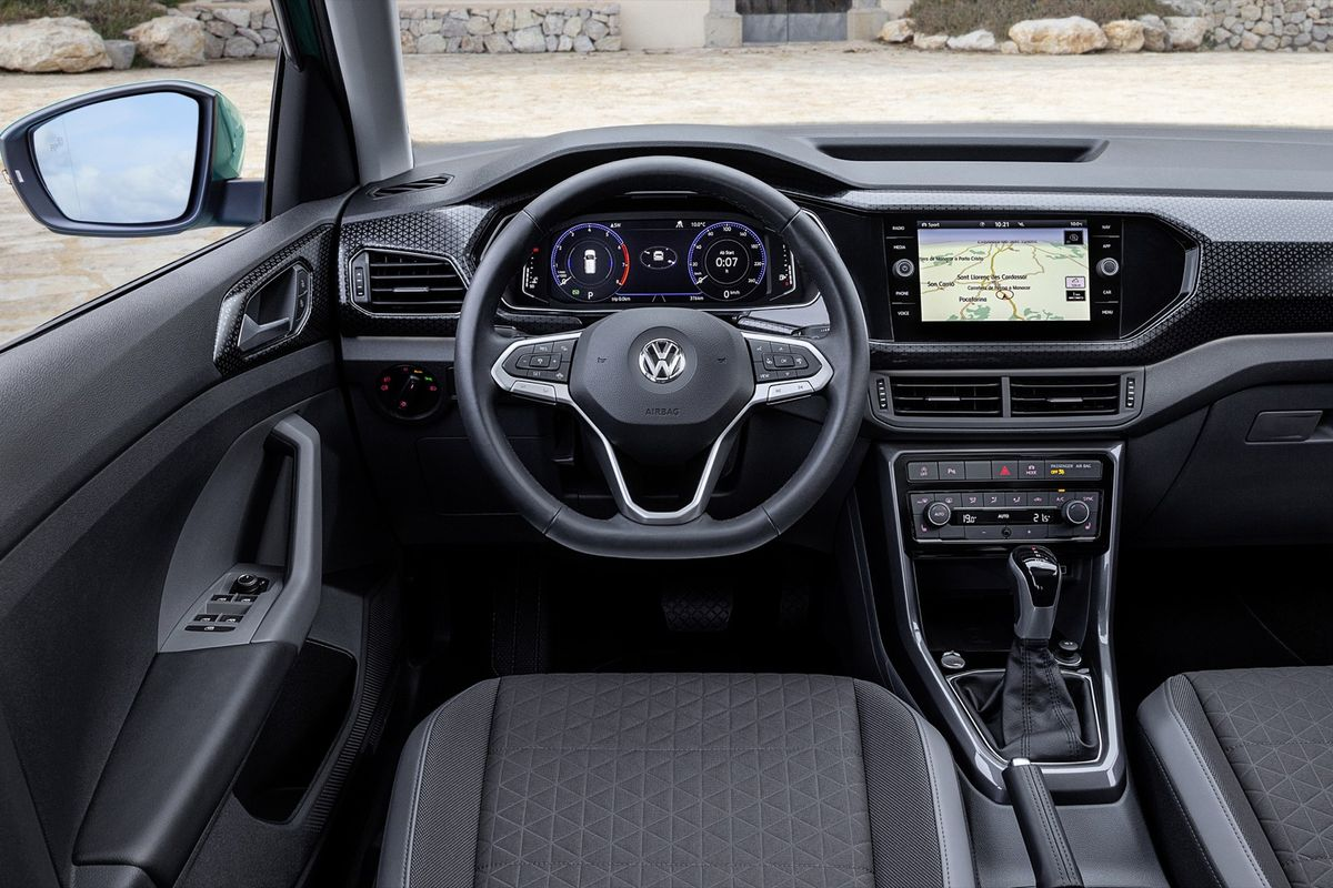 volkswagen t cross 2019 local specs price. Black Bedroom Furniture Sets. Home Design Ideas