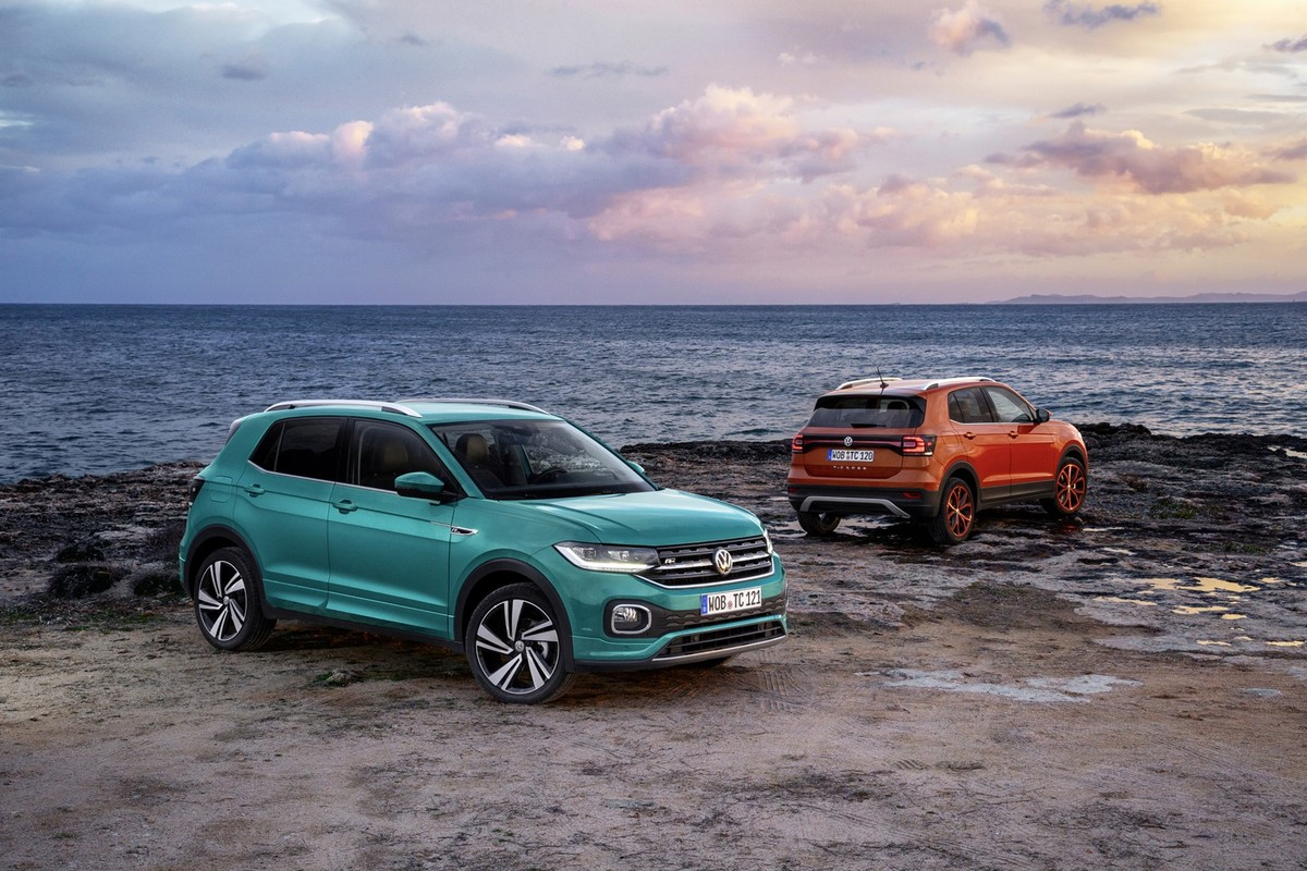 Vw Dune Buggy >> Volkswagen T-Cross (2019) Specs & Price - Cars.co.za