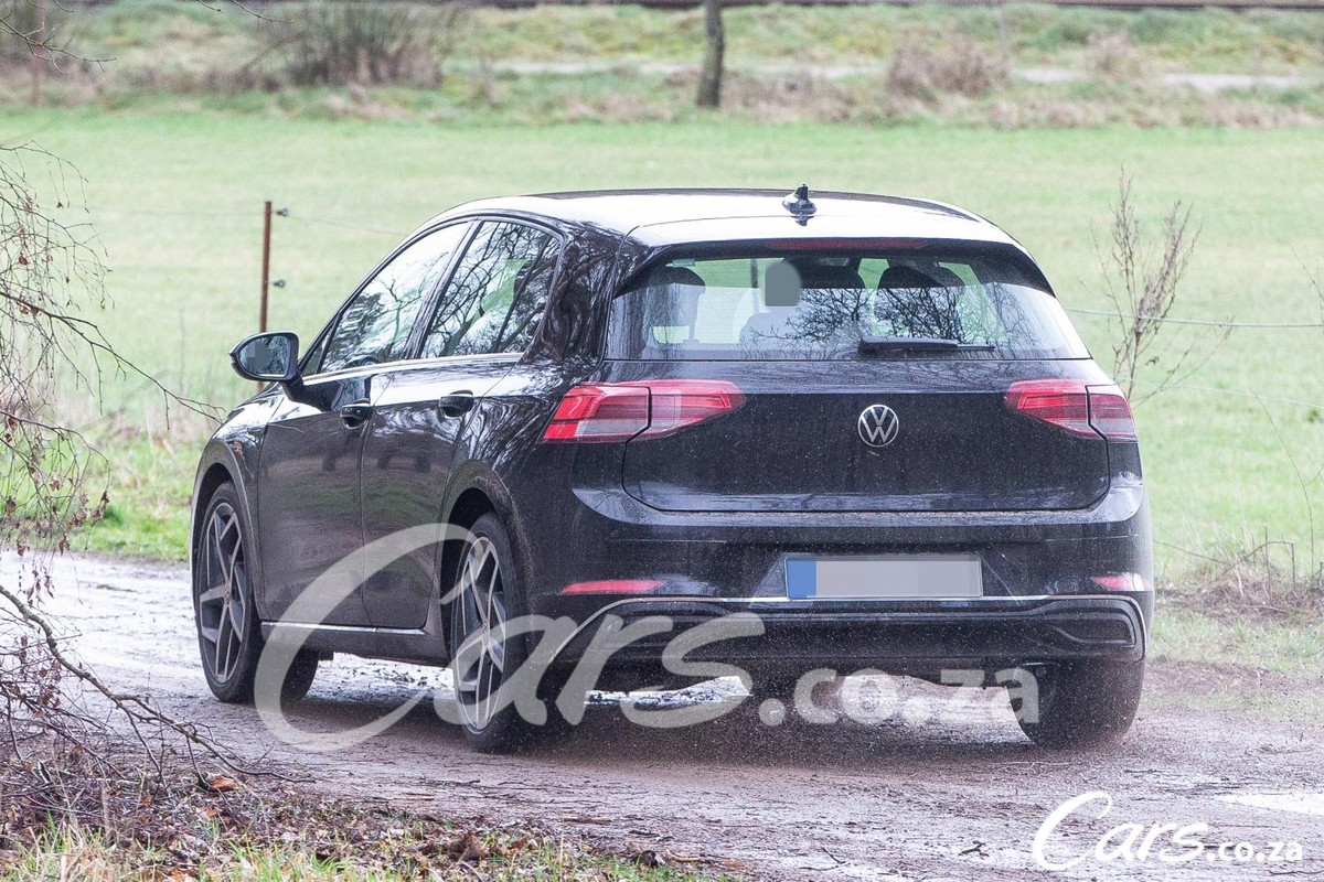 Spy Shots 2020 Volkswagen Golf 8 Cars Co Za