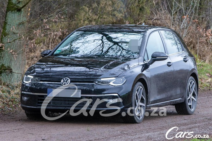 Spy Shots: 2020 Volkswagen Golf 8 - Cars.co.za