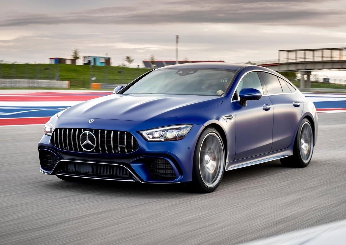 Mercedes Amg Gt 4 Door 2019 Specs Amp Price Cars Co Za