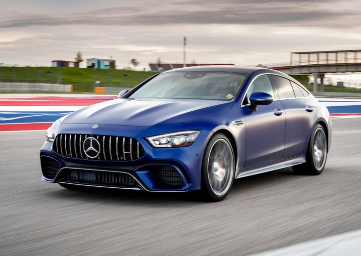 mercedes-amg gt 4-door  2019  specs  u0026 price