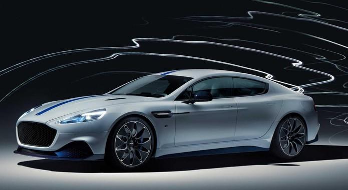 Aston Martin Rapide Emain