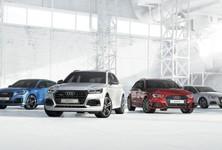 Audi Range Black Edition
