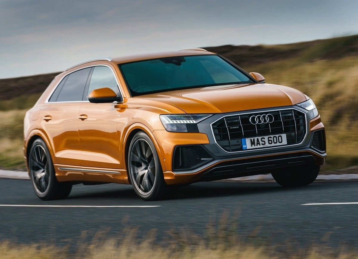 Audi Q8 (2019) Specs & Price - Cars co za
